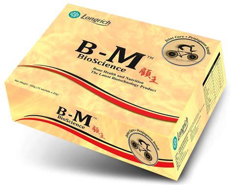 Shoo Longrich bone m bioscience 20g x 15pkt rm267 90 gpharmacys