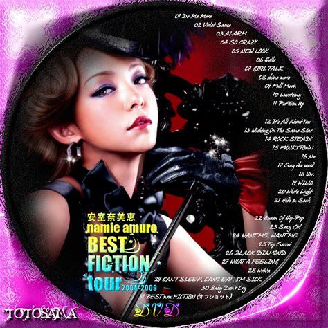 best tour namie amuro best fiction tour 2008 2009 namie amuro best