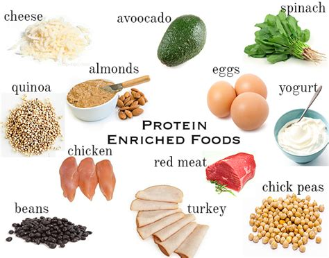 i protein foods 12 protein enriched foods tips to pack them into your