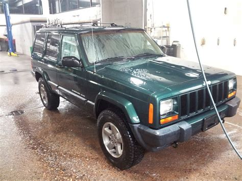 jeep package jeep xj upcountry package
