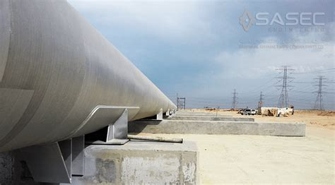 Pipe Sleeper Design by Piping Pipelines Sasec