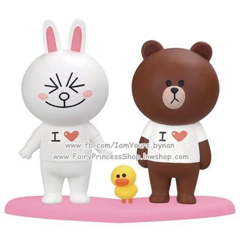 Correction Brown Cony Sally line figure brown cony sally limited edition ล ขส ทธ แท จากญ ป น princess shop