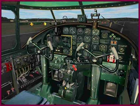 B 25 Mitchell Interior by B 25 Bomber Interior Www Pixshark Images Galleries