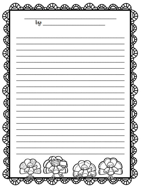 Thanksgiving Writing Paper Template by Buzzing With Ms B Time To Talk Turkey Thanksgiving