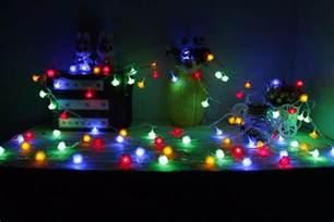 led shape light string color changeable
