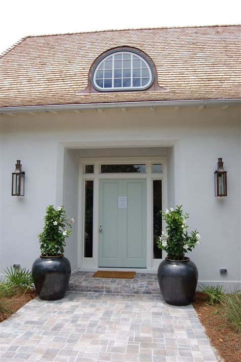 Vern Yip by Coastal Living Ultimate Beach House Front Door Exterior