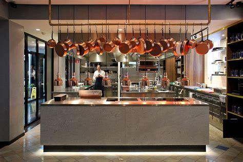 open kitchen restaurant design ink hotel amsterdam style written in ink open kitchens