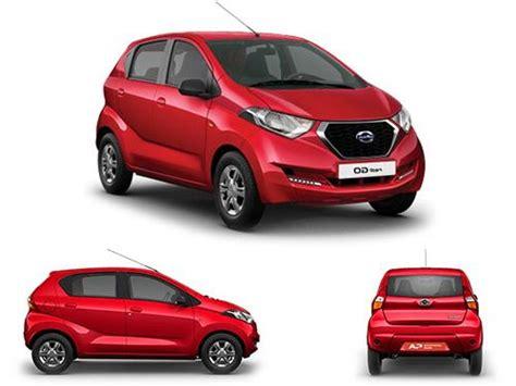 New Datsun Go Ready Stock datsun redi go 1 0 s petrol price in india images
