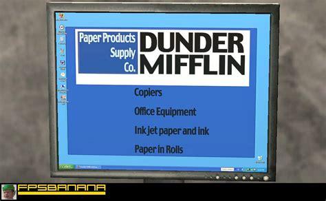 Dunder Mifflin the gallery for gt dunder mifflin computer