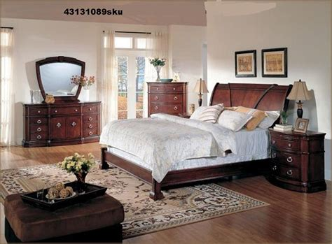 fairmont designs bedroom sets fairmont designs s707 retrospect sleigh bedroom set
