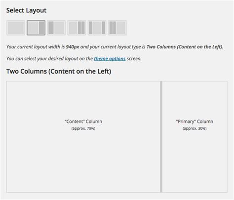 css layout canvas customize woothemes canvas