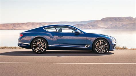 2018 continental gt bentley s luxurious new 2018 continental gt unveiled