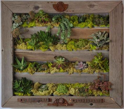 herbs on wall herb wall planter interiors mood pinterest