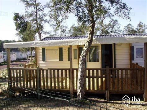 mobile home holidays uk mobile home for rent in a cing in azur iha 67093
