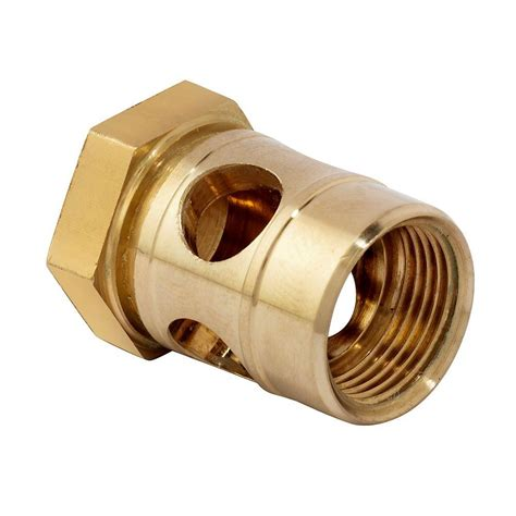 Faucet Mounting Nuts by Glacier Bay Builders Kitchen Faucet Bonnet Nut Rp90106 The Home Depot