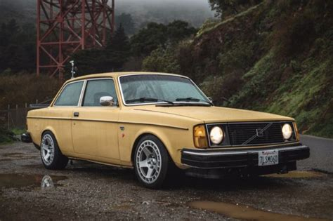 volvo 242 a 1979 volvo 242 dl 16vt a inspired race car for sale