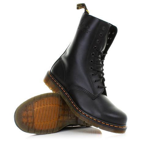 original boots cherry 10 eye 1490 original boots army navy stores uk