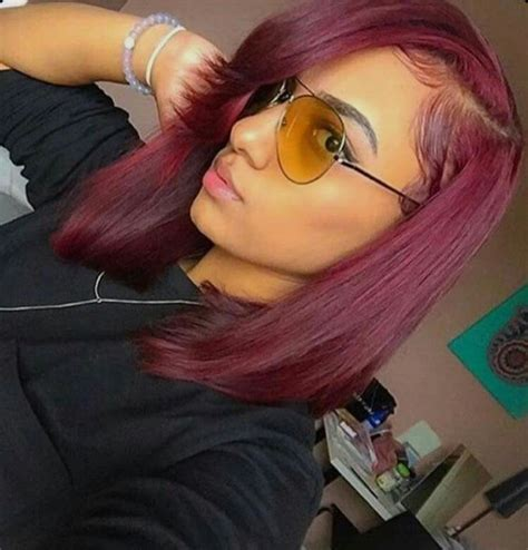 black hairstyles weave on for summerblack and purple 557 best images about hair on pinterest