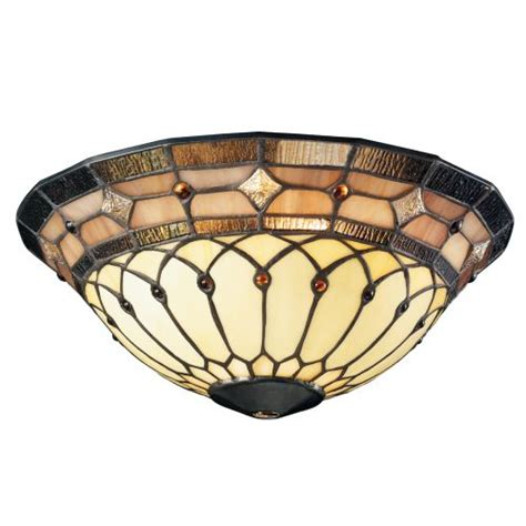 ceiling fan glass bowl shade replacement kichler 340001 stained glass glass bowl glass for