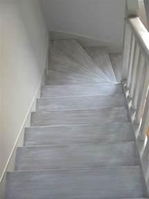 decoration d interieur peinture d un escalier tendance