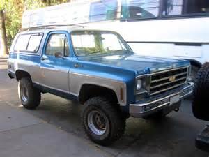 Chevrolet K5 Blazer File Chevrolet K5 Blazer Cheyenne 1977 14329139078 Jpg