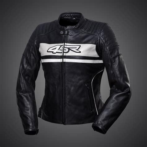 Motorrad Lederjacken Damen by 4sr Damen Motorrad Lederjacke Roadster Pearl White