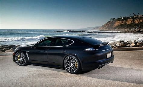 porsche suv blacked out blacked out panamera dark horse s board pinterest