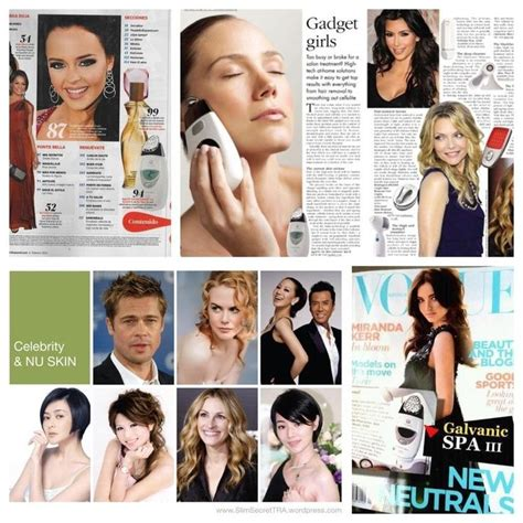 6 Tips On Using The Galvanic Spa by 18 Best Nuskin In De Media Images On Galvanic