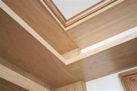 Livingroom Shelves bespoke bookcase in oak enlargement 3