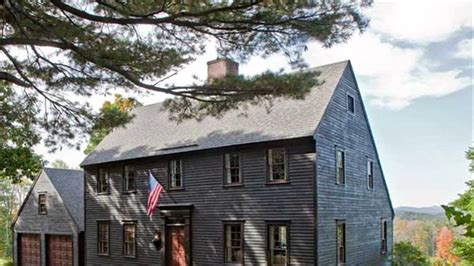 colonial house inn 17th century colonial house designs youtube
