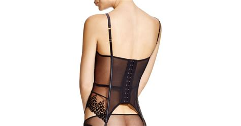Lingery L106 l by provocateur odessa basque l106 25 in