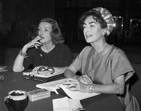 a look back at bette davis joan crawford s styles 17 best images about not like the movies on pinterest