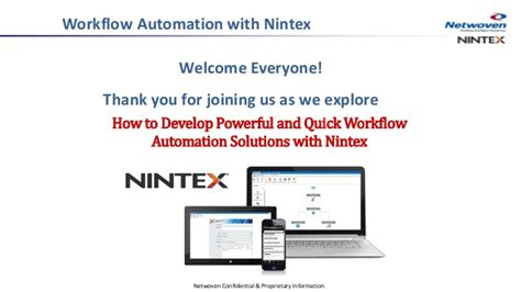 sharepoint workflow automation sharepoint 2010 workflows nintex slideshare the