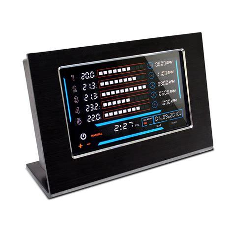 nzxt touch screen fan controller nzxt sentry lxe rh 233 obus nzxt sur ldlc com
