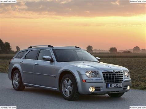 chrysler 300c touring 2005