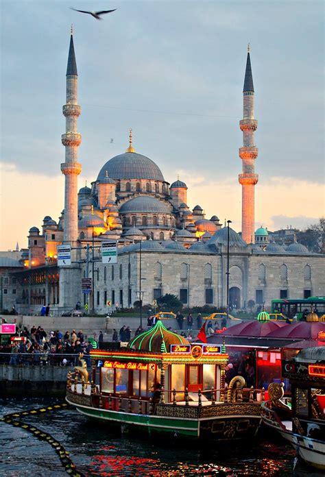 night istanbul turkey   background