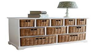 Wicker Storage Cabinets With Baskets Laundry Cupboard Wicker Basket Storage Cabinets With