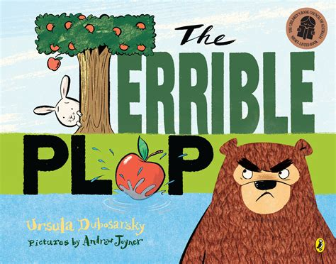 the picture book the terrible plop by ursula dubosarsky penguin books