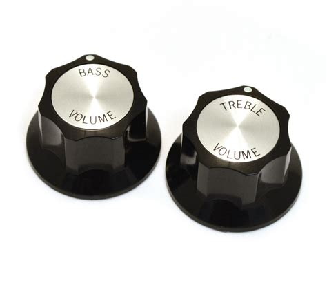 Guitar Knobs by Guitar Parts Factory Plastic Knobs
