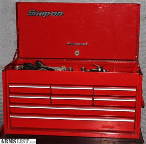 Snap On 8 Drawer Tool Box by Armslist For Sale Trade Snap On 8 Drawer Machinist Toolbox