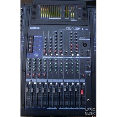Mixer Yamaha Ga 24 mixer yamaha ga 24 12 lario