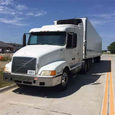 semi volvo truck for sale volvo vnl 1999 sleeper semi trucks