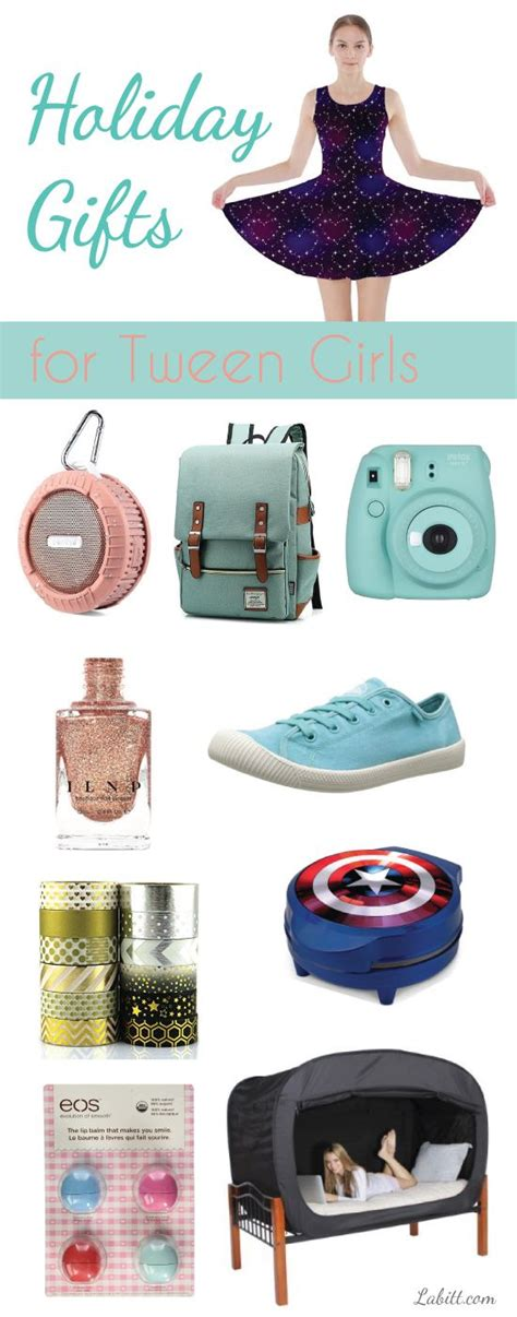11 awesome holiday gifts for tweens middle schoolers