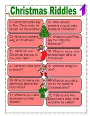 christmas riddles for adults christmas decore