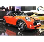 Facelifted 2018 Mini Cooper Makes Public Bow At