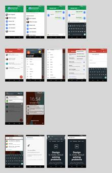 word templates for android android lollipop ui kit sketch resource for sketch 3 image
