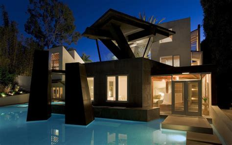 frank gehrys schnabel house updated idesignarch
