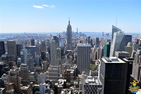 New City Top bird s eye view from the top of the rock nyc jaspa s