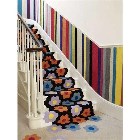 Karpet Tangga karpet cantik untuk tangga di rumah rumah dan gaya hidup