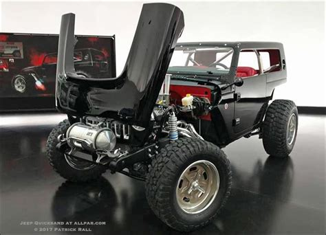 Concept Jeep 2017 Jeep Concept Car Rod With